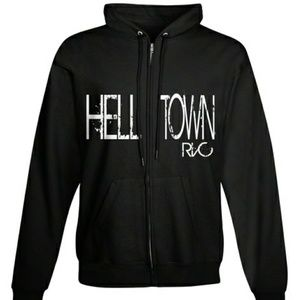 Richvon Couture Hell Town Hoodie